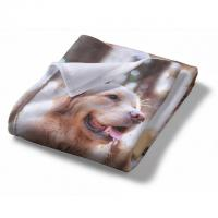 50x60 Custom Photo Fleece Throw Blanket