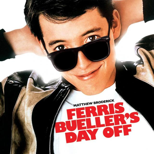 Ferris Beullers Day Off Blu-Ray for $4.75