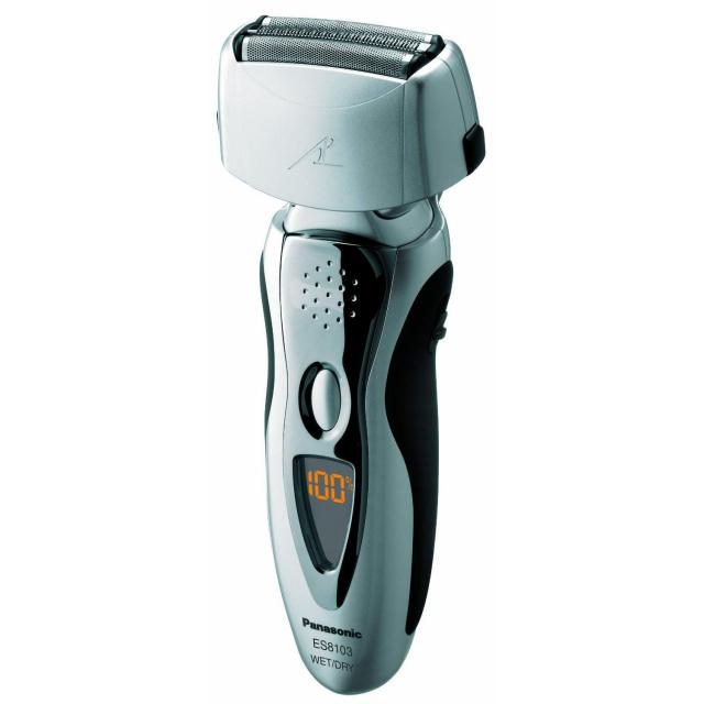 Panasonic ES8103S Mens 3-Blade Arc 3 Electric Shaver for $39.99