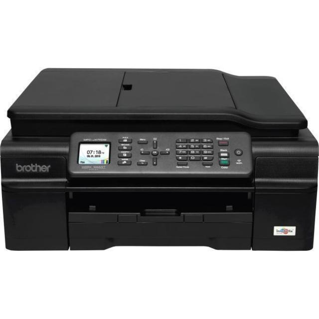 Brother MFC-J475DW Wireless All-In-One Printer for $44.99