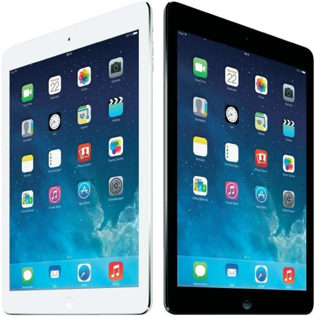 Apple iPad Air 16GB with Retina Tablet for $269.99