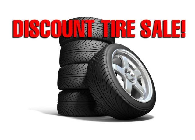 Discount Tire Direct $100 Off Coupon + Stackable
