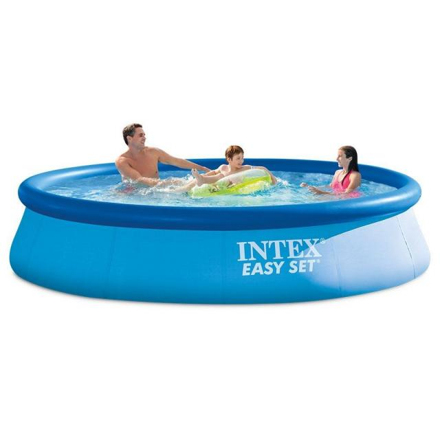 Intex 12ft x 30in Easy Set Pool for $55.52