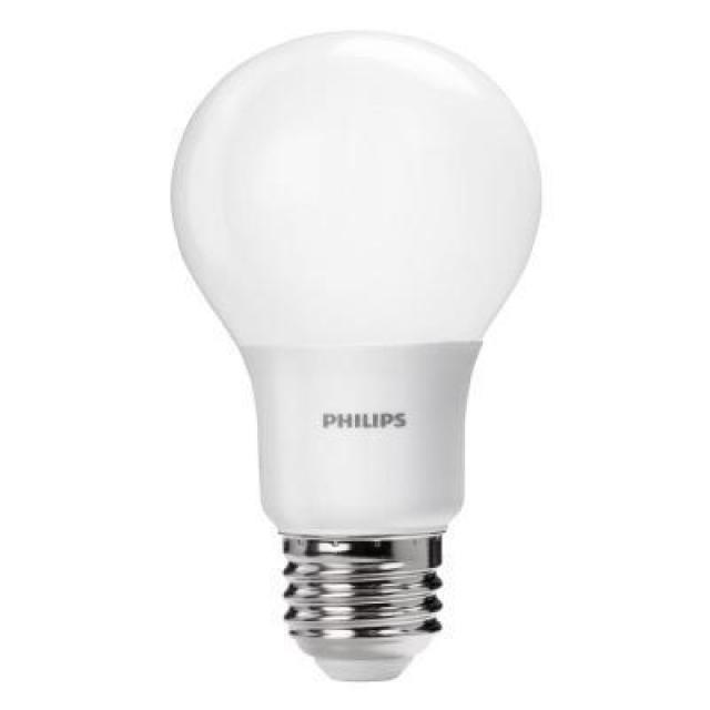 2x Philips 60W A19 LED Light Bulb for $4.97