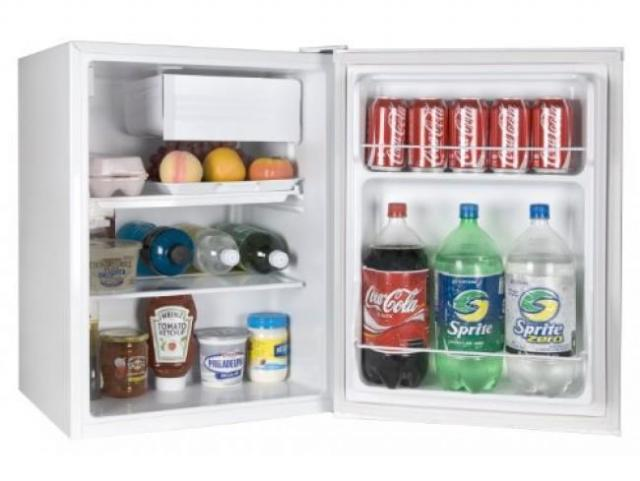 Haier 2.7ft Refrigerator for $79