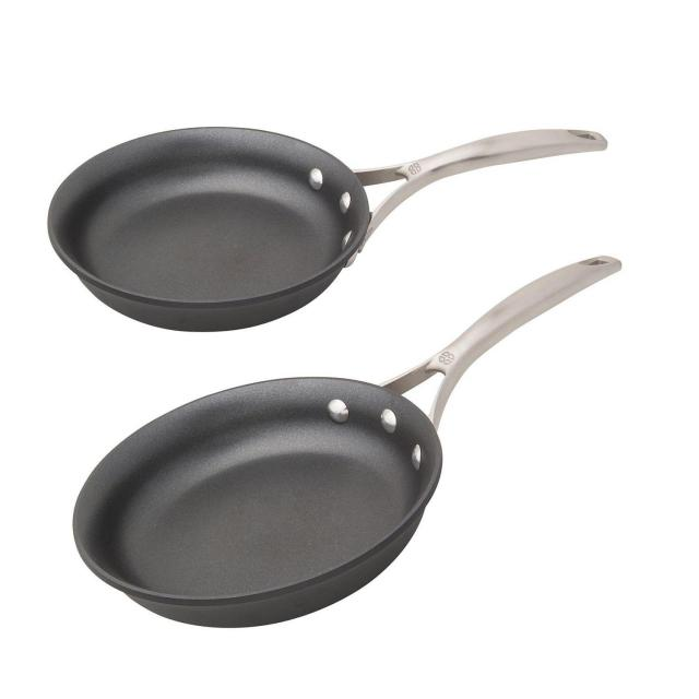 Calphalon Unison Nonstick 8-Inch and 10-Inch Omelette Pan Set for $41.64