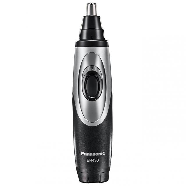 Panasonic ER-GN30-K Vortex Nose and Facial Hair Trimmer for $10.57