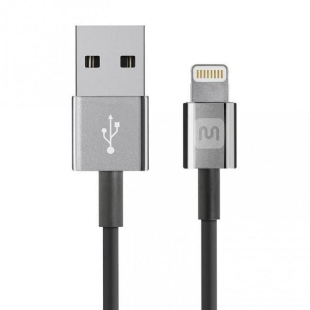 Monoprice Apple Certified Lightning USB Cable for $7.49