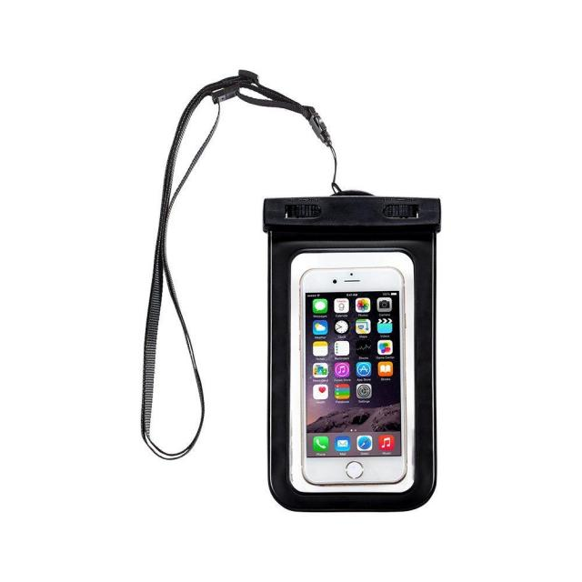 Universal Smartphone Waterproof Pouch for $3.99