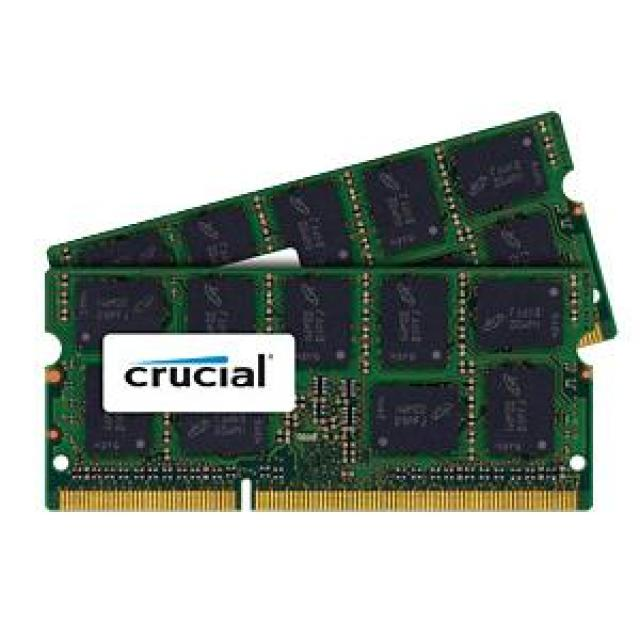 Crucial 16GB DDR3 1600 Laptop Memory for $67.49