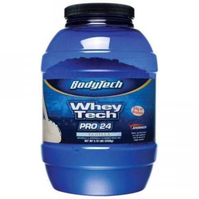 20Lbs BodyTech Whey Tech Pro 24 Protein Powder for $127.97