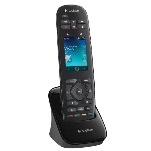 Logitech Harmony Touch 15-Device Universal Remote for $99.99