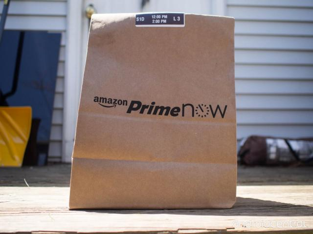 Amazon Prime Now $20 off $50 Coupon
