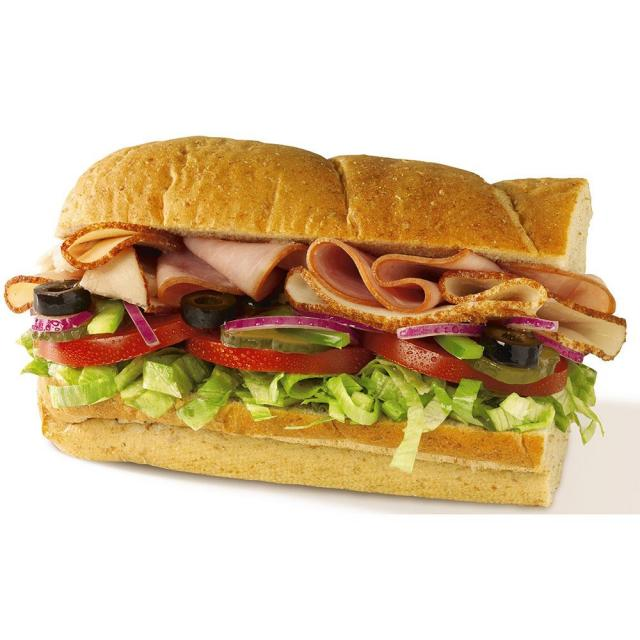 Free Subway 6in Sub with Drink Purchase