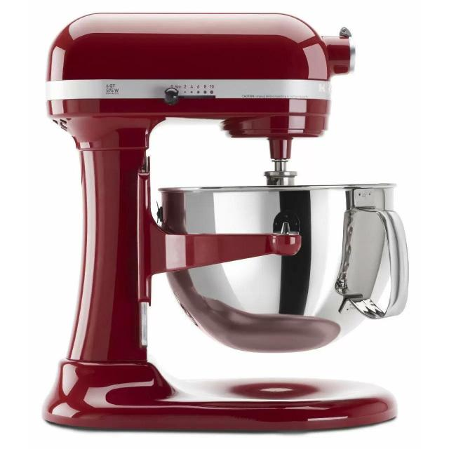 KitchenAid 6qt 600 HD Bowl-Lift Stand Mixer for $183.99