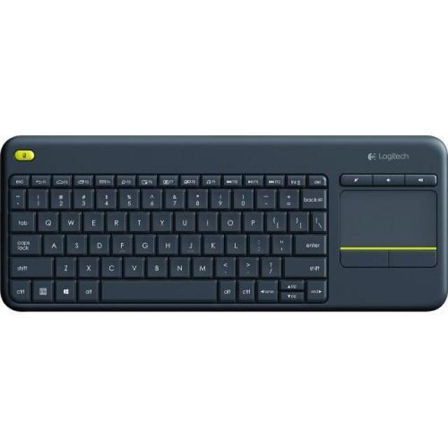 Logitech K400 Plus Wireless Keyboard for $19.99