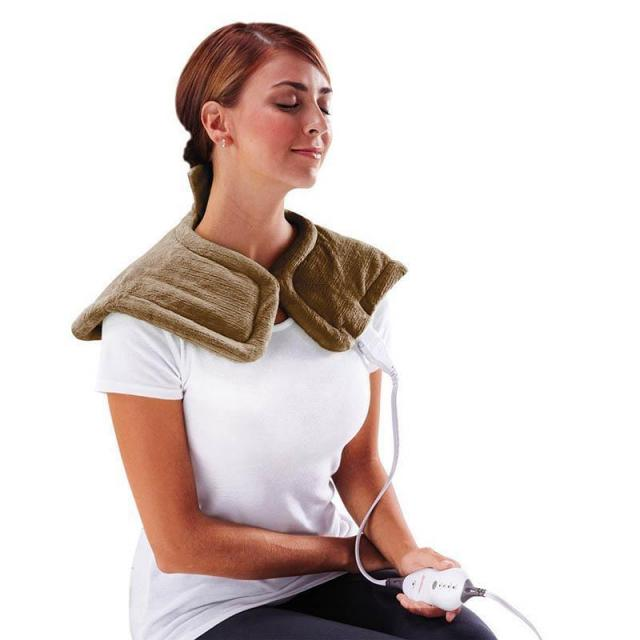 Sunbeam Renue Tension Relief Heating Pad for $27.99