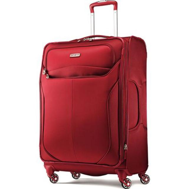 Samsonite 25in LIFTwo Spinner Luggage for $89