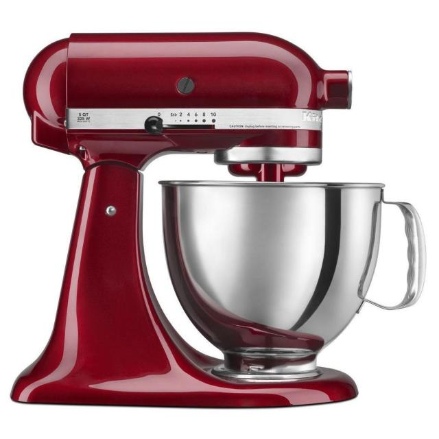 KitchenAid Artisan Stand 5Qt Mixer for $169.99