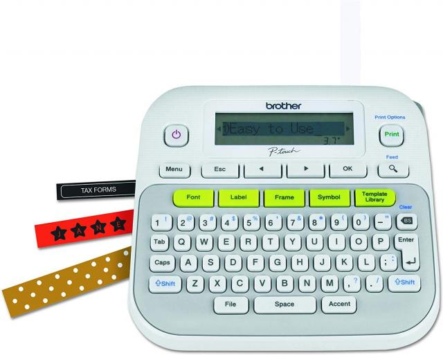 Brother P-Touch PT-D210 Label Maker for $9.99