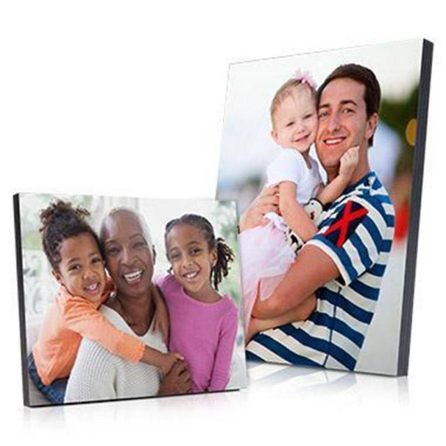 Walgreens 8 x 10 Wooden Photo Panel for $5