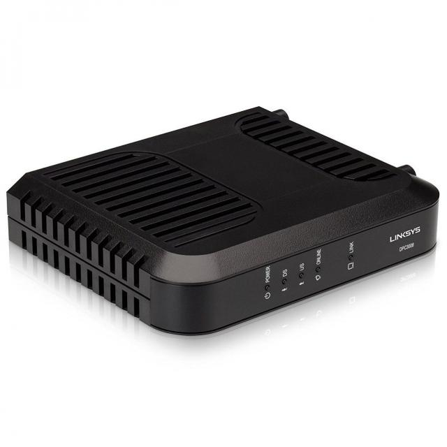 Linksys Advanced DOCSIS 3.0 Cable Modem for $44.95