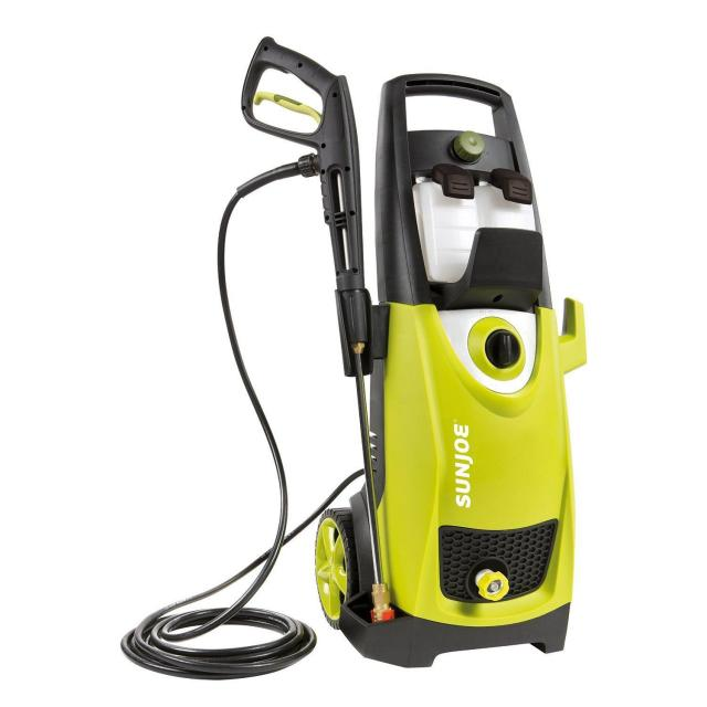 Sun Joe SPX3000 Electric Pressure Washer for $118.99