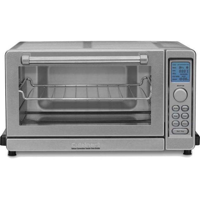 Cuisinart Deluxe Convection Toaster Oven Broiler for $99