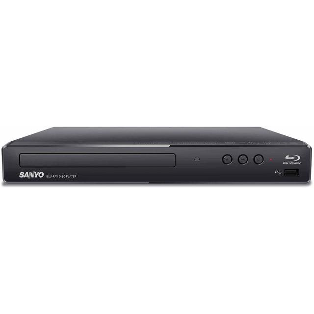 Sanyo Blu-ray Disc Player for $24.98