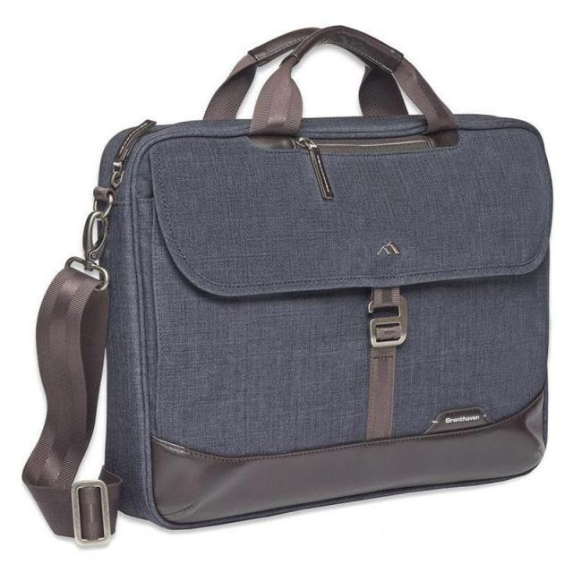 Brenthaven Collins Slim Briefcase for 15in Laptop for $29.99