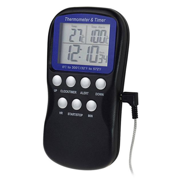 Sharkk Digital Grill Meat Thermometer for $17.99