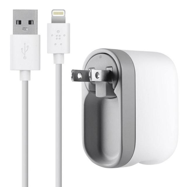 Belkin Swivel USB Wall Charger for $2.98