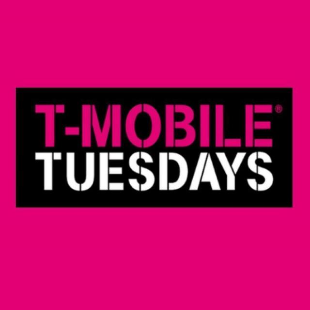 Free Chuck E Cheese One-Topping Pizza for T-Mobile Users