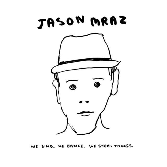 Jason Mraz We Sing We Dance We Steal MP3 Album for Free