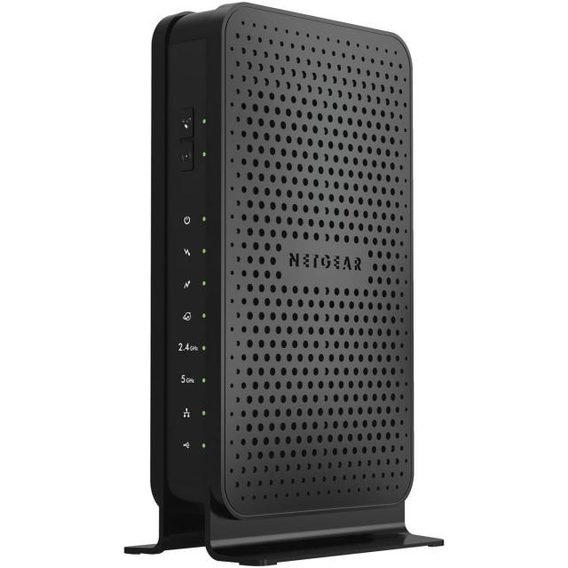 Netgear C3700 Cable Modem and Router for $45.99