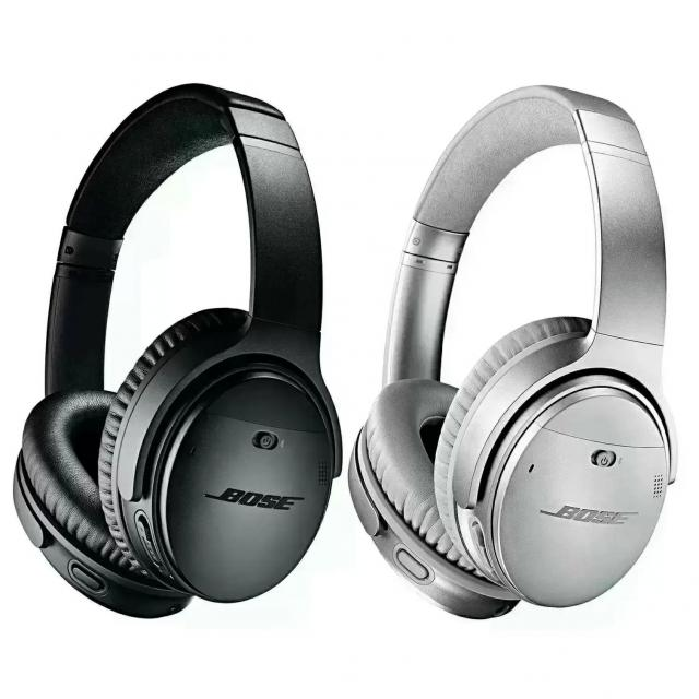 Bose QuietComfort 35 QC35 Wireless NC Headphones for $264.99