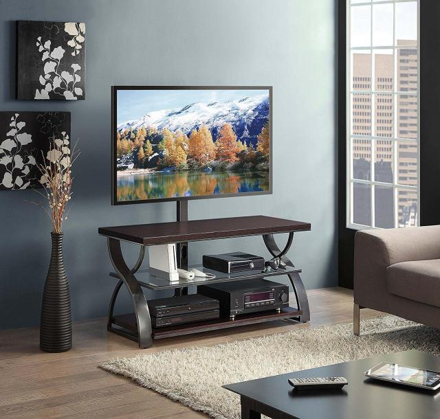 Whalen 3-in-1 Flat Panel TV Stand for $90.77