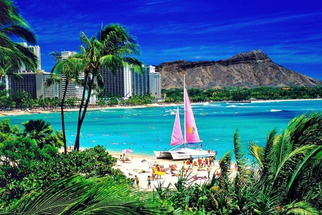 California to Hawaii Roundtrip Flight for $338