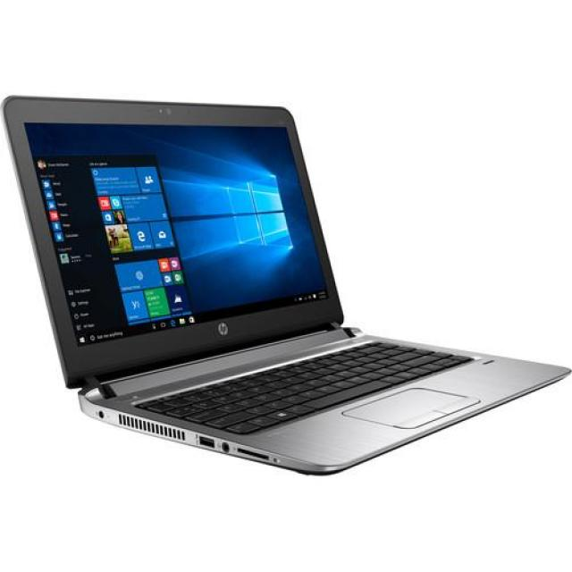 HP ProBook 430 G3 13in Notebook Laptop for $349