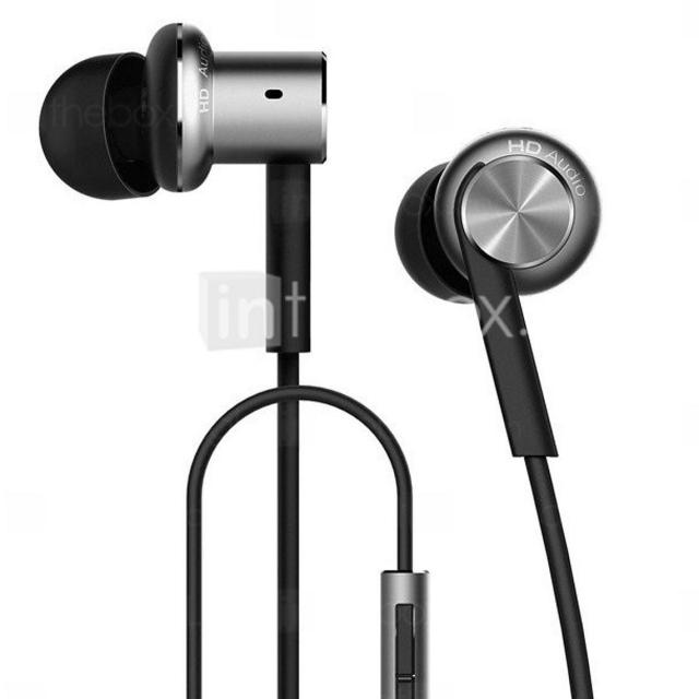 Xiaomi Hybrid Dual Drivers Earphones for $15.49