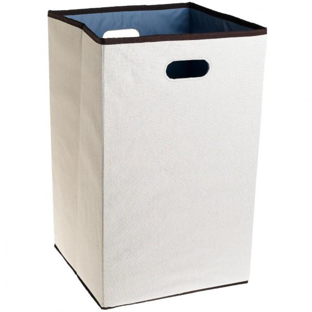 Rubbermaid 23in Foldable Laundry Hamper for $11.29