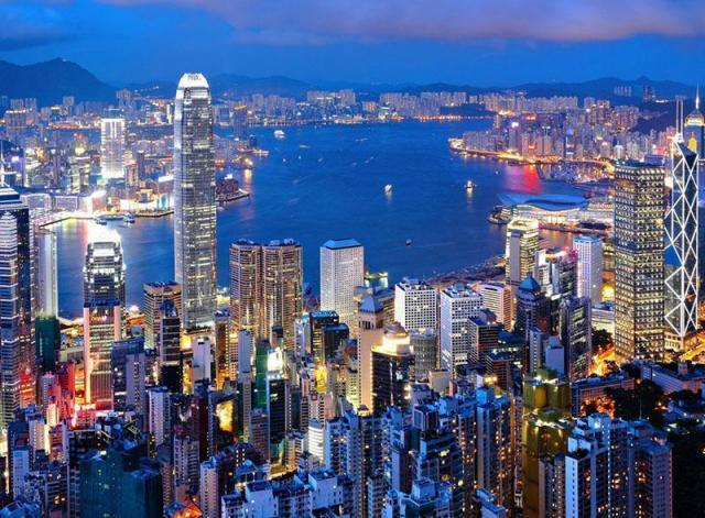 Roundtrip Non-Stop Flight Tickets to Hong Kong for $380