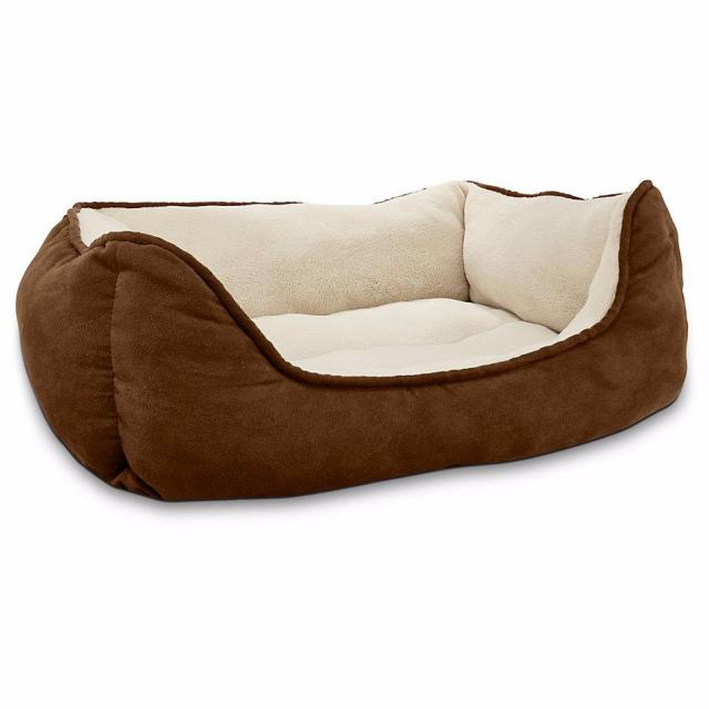 Petco Brown Box Dog Bed for $8.75