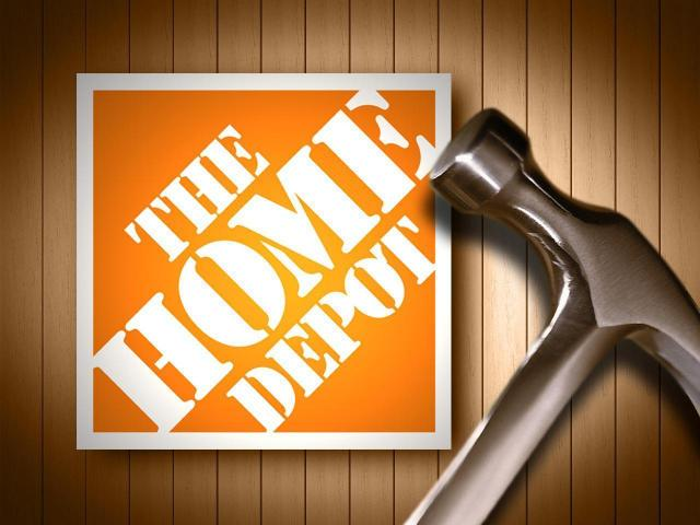 Home Depot Entire Purchase 11%