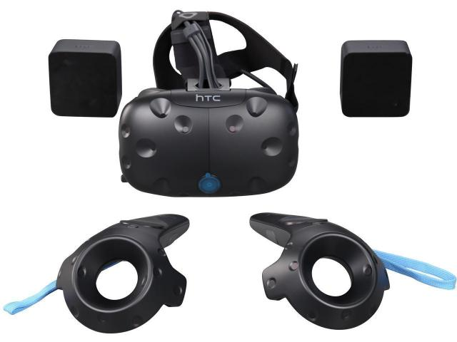 HTC Vive Virtual Reality Headset + Asus GTX 1060 Video Card for $839.99