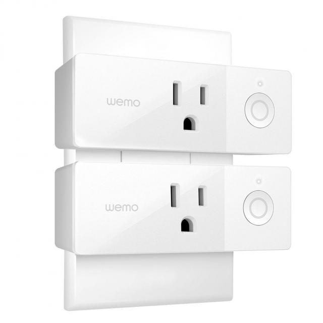Wemo Wifi Mini Smart Plug for $20