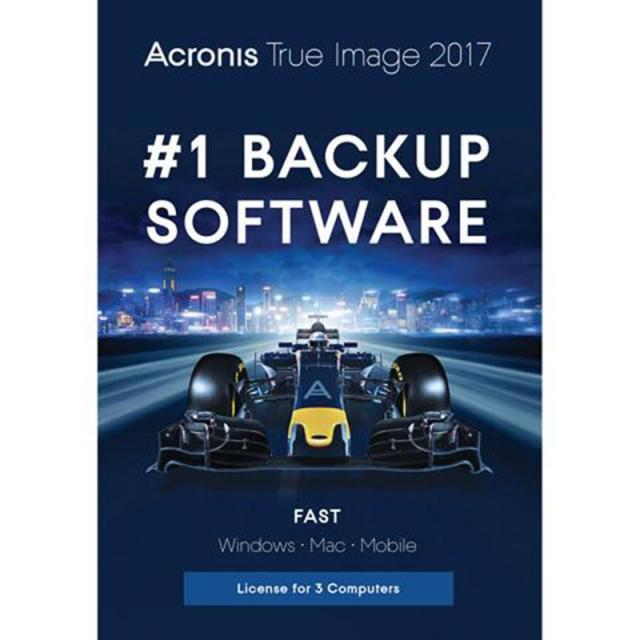 Acronis True Image 2017 Software for Free