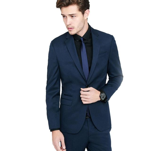 Express Mens Suit and Pant for $134.90
