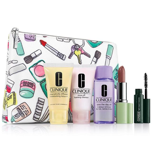 Clinique All-Stars 6-Piece Set with $10 Credit for $10