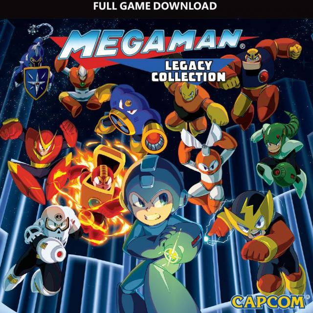 Mega Man Legacy Collection Xbox One for $6